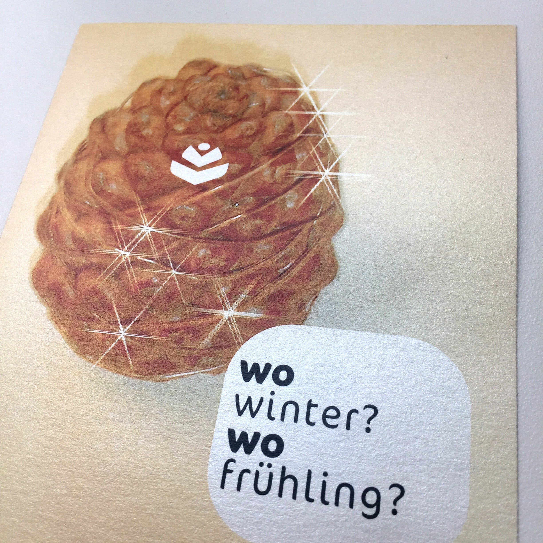 : Weihnachtskarte